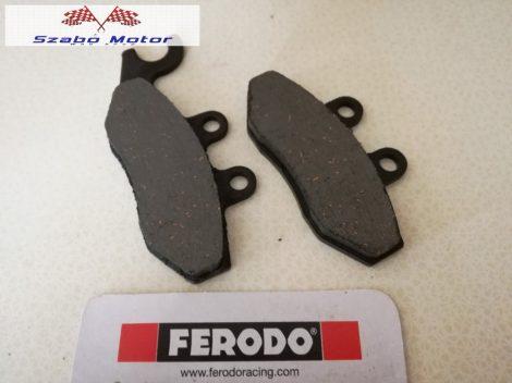 Fékbetét pár robogóhoz 97,1x41,2x2x9 mm (FERODO)