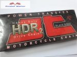 JT-HDR-Black Lánc 1/2x5/16  428-as 130szem