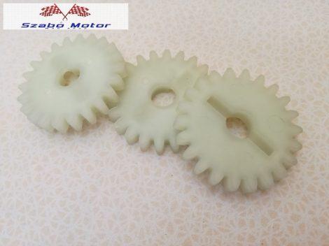 AM6 olajpumpa meghajtó fogaskerék oldal deknibe Genuine Original Parts