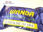 Belső gumi 3,25-3,50x16 Wanda