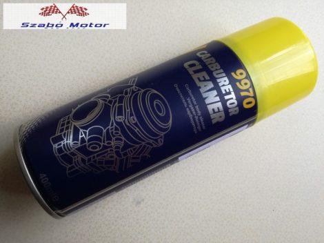SCT-Mannol 9970 Carburetor cleaner - Karburátor-tisztító spray, 400ml