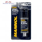 SCT-Mannol 9904 Epoxy Plastic - Kétkomponensű műanyagragasztó, 30g