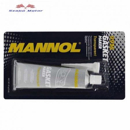 SCT-Mannol 9916 Gasket maker transparent - Tömítőpaszta, színtelen, 85g (ár 1db termékre von.)