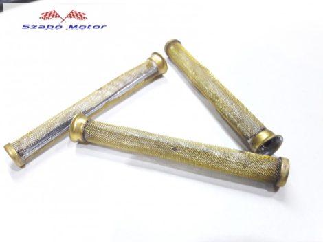 Simson Mz ETZ Benzincsapszűrő réz gyári forma