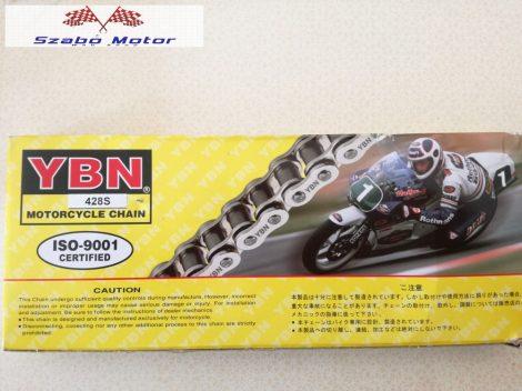 YBN Simson S51, S50 Lánc 428S 1/2x5,2 114 tagos