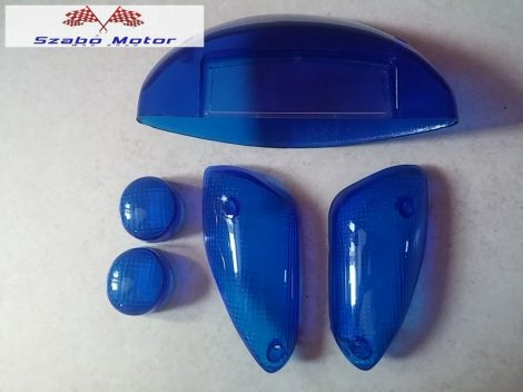 Yamaha Aerox lámpabura készlet