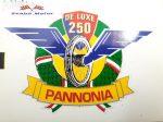 Pannónia TLF De Luxe 250 Matrica 14x10cm