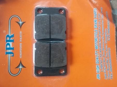 JPR Fékbetét pár robogóhoz 41x44mm (Honda DIO)