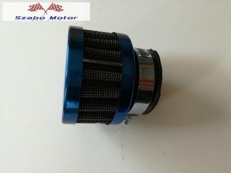 Sportlégszűrő kék 35 mm csatlakozóméret